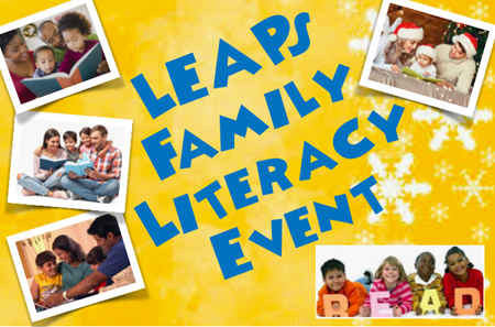 LEAPS FAMILY Literacy night